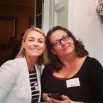 Alexandra Palla und Ulli Cecerle-Uitz am foodcamp Vienna 2013