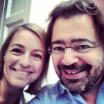 Christoph Cecerle und Alexandra Palla freuen sich auf das Foodcamp Vienna 2013