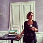 Ursula Riegler am Foodcamp Vienna 2013