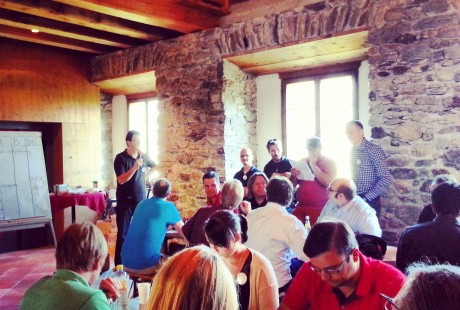 Sessionplanung Castlecamp 2013