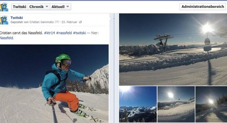 Hashtag #ktr14 #Nassfeld